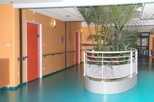 Couloir du Centre Théo Braun